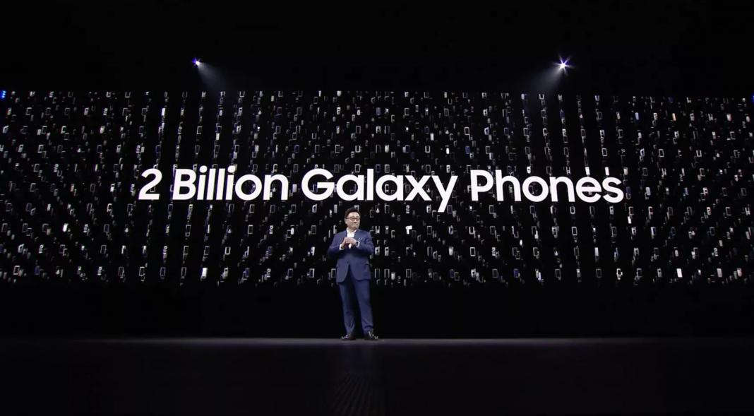 2 miljard Galaxy phones