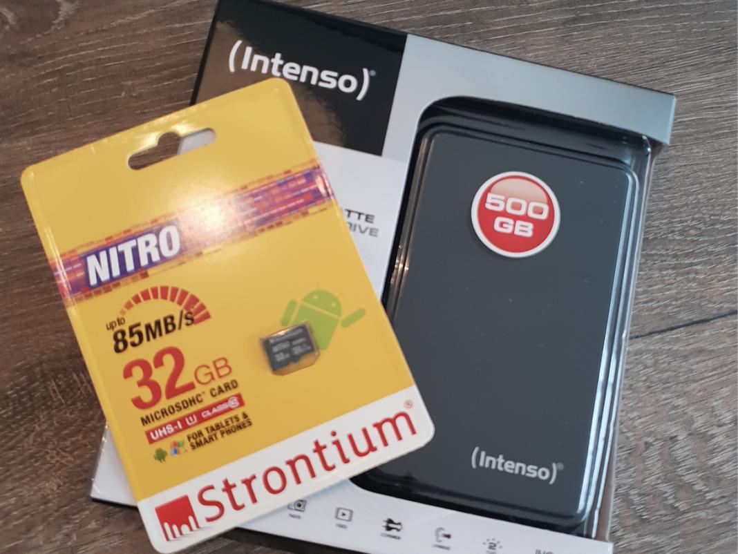 Strontium SD