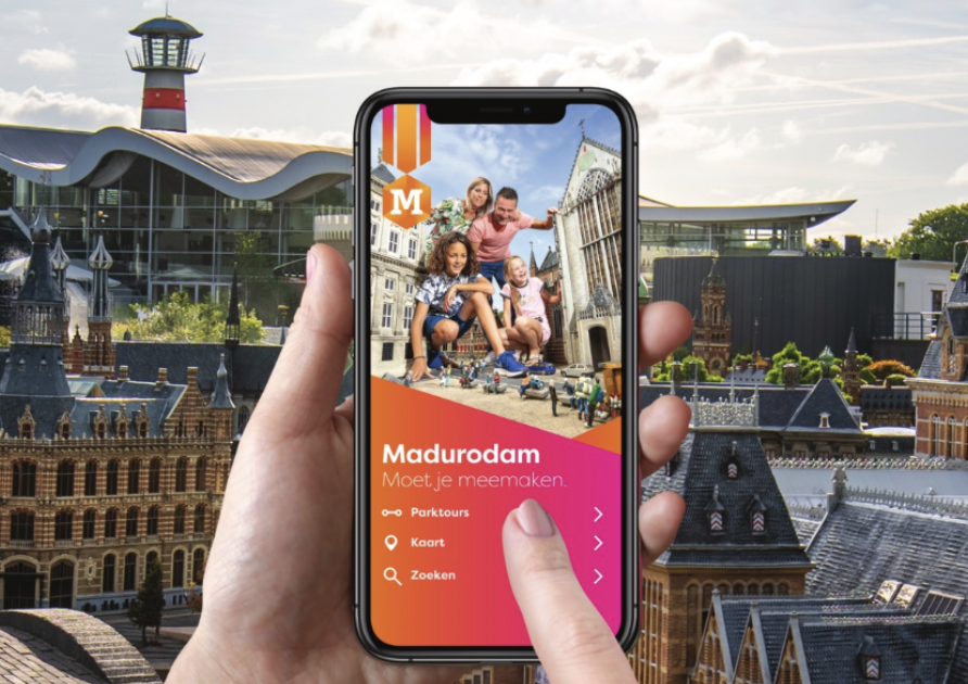 Madurodam app